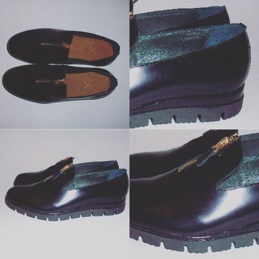 Обувь ручной работы. Ярмарка Мастеров - ручная работа. Купить Лоферы. Handmade. Мужская обувь, обувь ручной работы