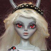 Куклы и игрушки ручной работы. Ярмарка Мастеров - ручная работа Шарнирная кукла Проклятая невеста. Handmade.