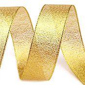 Материалы для творчества ручной работы. Ярмарка Мастеров - ручная работа Лента парча 25 мм (2 цвета). Handmade.
