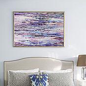 Картины и панно handmade. Livemaster - original item Painting abstraction buy, Orchid. Handmade.