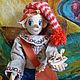 Сказочные персонажи ручной работы. Буратино-самая лучшая кукла. каморка ПАПЫ КАРЛО  Е. Строгановой. Интернет-магазин Ярмарка Мастеров.