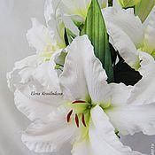 Для дома и интерьера handmade. Livemaster - original item Bouquet-lamp