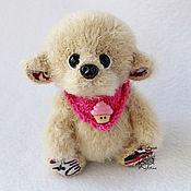 Куклы и игрушки handmade. Livemaster - original item Bear Lapochka. Handmade.
