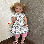 Куклы Reborn ручной работы. Ярмарка Мастеров - ручная работа Кукла реборн Betty by Natali Blick. Handmade.