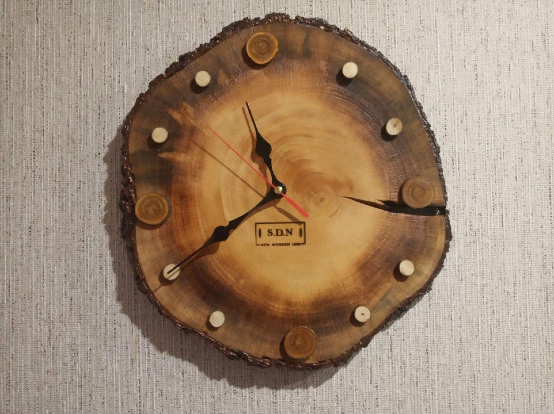 Часы ручной работы, Часы классические, Шушенское,  Фото №1