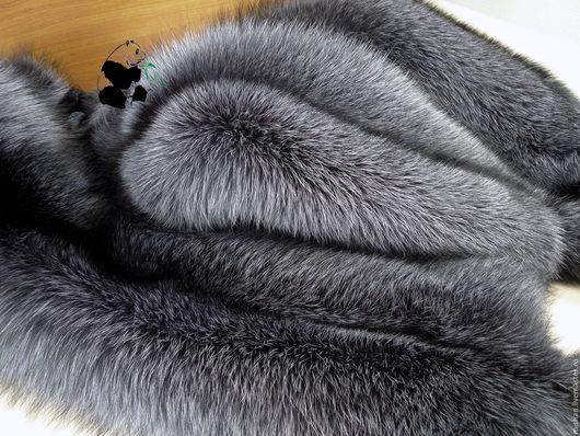 Мех чернобурки купить в москве