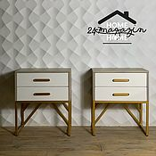 Для дома и интерьера handmade. Livemaster - original item Carolina Cabinet.. Handmade.