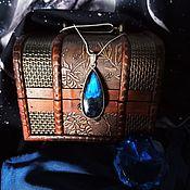 Фен-шуй и эзотерика handmade. Livemaster - original item Amulet Deep blue Sea. Handmade.