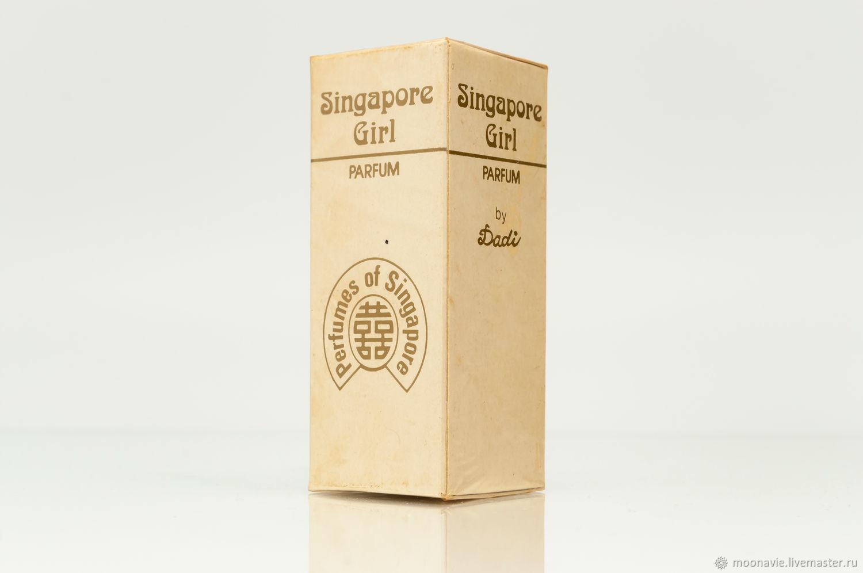 SINGAPORE GIRL (DADI) perfume 7 ml VINTAGE MICA RARE, Vintage perfume, Cherepovets,  Фото №1