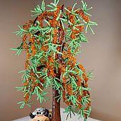 Деревья ручной работы. Ярмарка Мастеров - ручная работа Облепиха. Handmade.