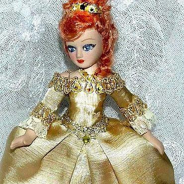 Dolls & toys handmade. Livemaster - original item Angelica-porcelain doll in a single copy. Handmade.
