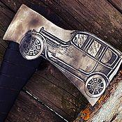 Подарки для охотников и рыболовов ручной работы. Ярмарка Мастеров - ручная работа Топор Ретро-Авто. Handmade.