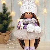 Куклы и пупсы ручной работы. Ярмарка Мастеров - ручная работа Кукла интерьерная текстильная. Handmade.