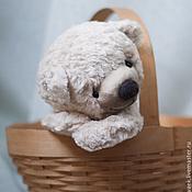 Куклы и игрушки ручной работы. Ярмарка Мастеров - ручная работа Мишка тедди Мишенька. Handmade.