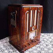 """Для дома и интерьера ручной работы. Ярмарка Мастеров - ручная работа Мини-сейф """"Радио-36"""". Handmade."""