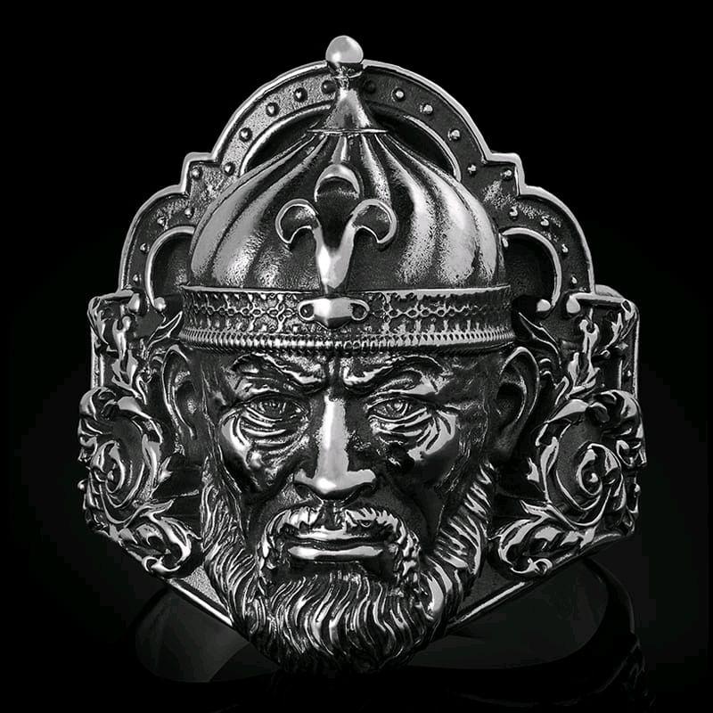 Ring ' Tamerlane', Hard bracelet, Moscow,  Фото №1