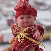 Куклы Reborn ручной работы. Ярмарка Мастеров - ручная работа Мини реборн Эльфик резерв. Handmade.