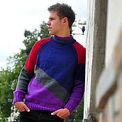 """Одежда ручной работы. Ярмарка Мастеров - ручная работа свитер """"Граффити"""". Handmade."""