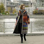 Одежда ручной работы. Ярмарка Мастеров - ручная работа Пальто Щедрый размер :). Handmade.