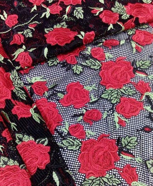 Шитье ручной работы. Ярмарка Мастеров - ручная работа. Купить Макраме роза красная. Handmade. Ярко-красный