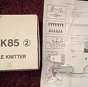 Материалы для творчества handmade. Livemaster - original item Device for knitting Terry, Toyota K85 pile knitter. Handmade.