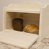 Для дома и интерьера ручной работы. Ярмарка Мастеров - ручная работа Хлебница (заготовка из дерева для декорирования) большая. Handmade.