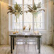 Цветы ручной работы. Ярмарка Мастеров - ручная работа Декор гостевого стола. Handmade.