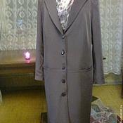 Одежда ручной работы. Ярмарка Мастеров - ручная работа плащ  - пальто. Handmade.