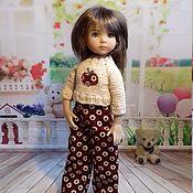 Куклы и игрушки ручной работы. Ярмарка Мастеров - ручная работа Костюм для куколки. Handmade.