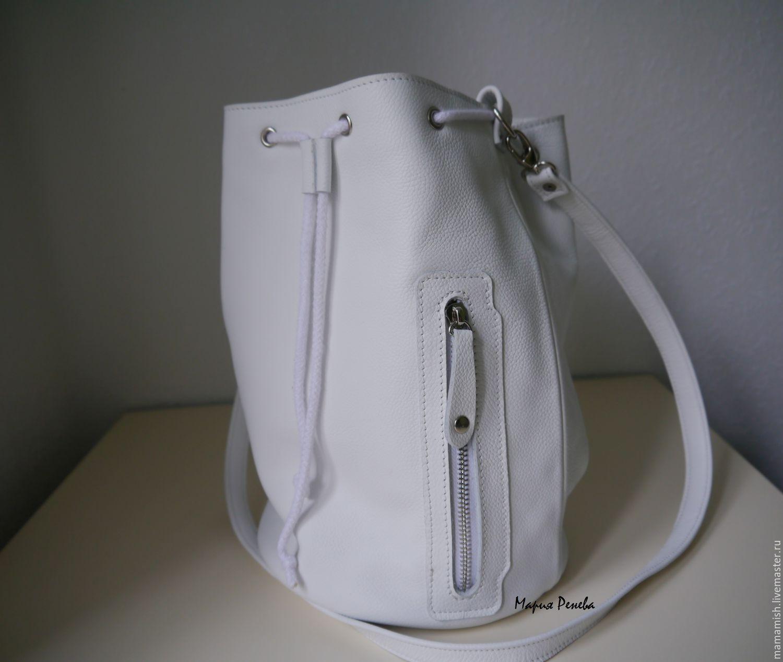 236580518d02 Женские сумки ручной работы. Ярмарка Мастеров - ручная работа. Купить Сумка  торба Белая. ...
