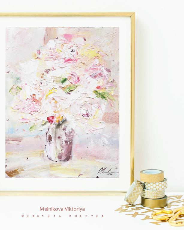 `Легкость` Картина маслом