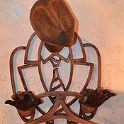 """Для дома и интерьера ручной работы. Ярмарка Мастеров - ручная работа """"Подхалим 2"""". Handmade."""