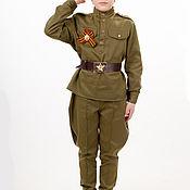 Карнавальные костюмы ручной работы. Ярмарка Мастеров - ручная работа Военный Солдат на 23 февраля 9 Мая. Handmade.