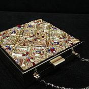 Сумки и аксессуары handmade. Livemaster - original item Clutch bag with embroidery. Handmade.