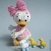 """Куклы и игрушки ручной работы. Ярмарка Мастеров - ручная работа Бисерная """"Ути-Пути"""". Handmade."""