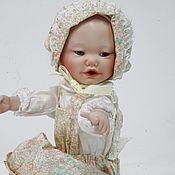 Винтаж handmade. Livemaster - original item Collectible doll by Yolanda Bello. Handmade.
