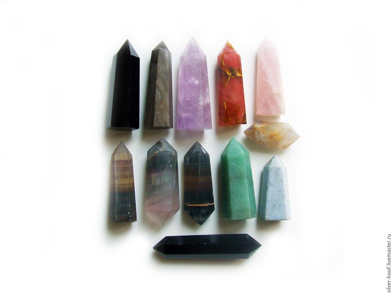 Large crystals assortment, Cabochons, Chernogolovka,  Фото №1