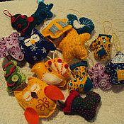 Подарки к праздникам ручной работы. Ярмарка Мастеров - ручная работа Новогодние игрушки, елочные игрушки, подарки к Новому году. Handmade.
