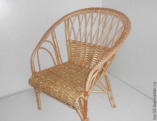 """Мебель ручной работы. Ярмарка Мастеров - ручная работа. Купить Кресло плетеное из лозы """"Традиция"""". Handmade. Кресло, плетеное, лоза"""