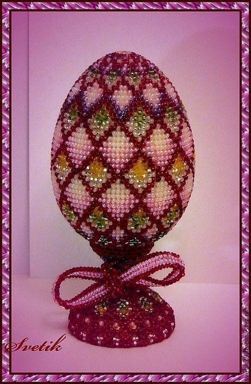 Яйца ручной работы. Ярмарка Мастеров - ручная работа. Купить яйцо сувенирное пасхальное. Handmade. Яйцо пасхальное, пасхальный сувенир
