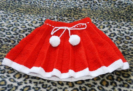 """Одежда для девочек, ручной работы. Ярмарка Мастеров - ручная работа. Купить Юбка для девочки 3-5 лет """"Модница"""". Handmade."""