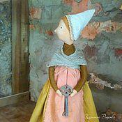 Куклы и игрушки ручной работы. Ярмарка Мастеров - ручная работа Средневековые сказки. Handmade.