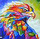 Order 'Eagle' oil painting. Lifia Art. Livemaster. . Pictures Фото №3