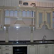 """Для дома и интерьера ручной работы. Ярмарка Мастеров - ручная работа Кухня из дерева """"Венеция-2"""". Handmade."""
