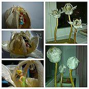 Куклы и игрушки ручной работы. Ярмарка Мастеров - ручная работа Домик для фей. Handmade.