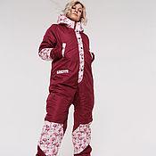 Одежда handmade. Livemaster - original item Jumpsuits: Leathers for beauty
