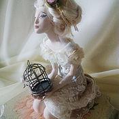 """Куклы и игрушки ручной работы. Ярмарка Мастеров - ручная работа """"Дюймовочка"""". Handmade."""