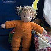 Куклы и игрушки ручной работы. Ярмарка Мастеров - ручная работа Игровые куклы-пупсы. Handmade.