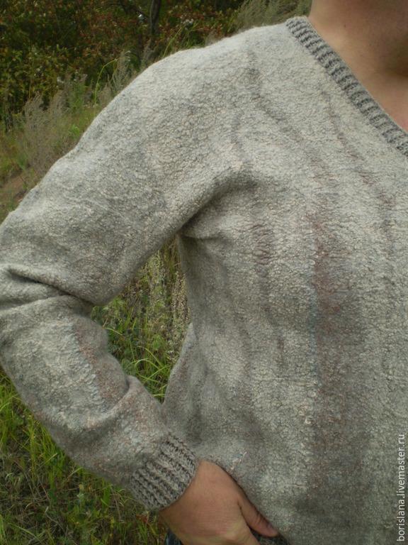 Пуловер из шерсти с доставкой