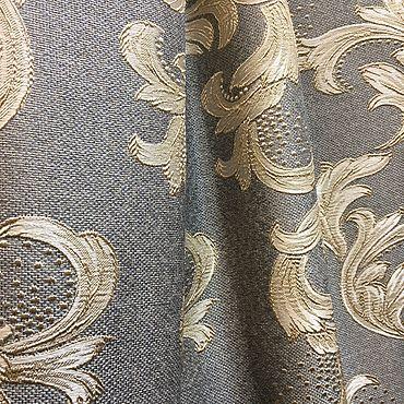 Текстиль ручной работы. Ярмарка Мастеров - ручная работа Шторы Нинель. Handmade.